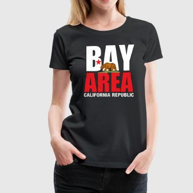 bay_area - Women's Premium T-Shirt