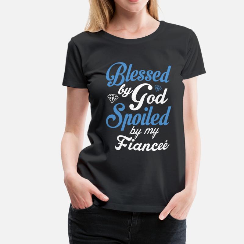 3c8ba7a34 Shop Fiance T-Shirts online   Spreadshirt