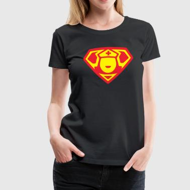 I am Super Nurse! - Women's Premium T-Shirt