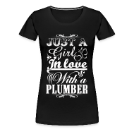 Furniture Plumber Plumber Plumber Furniture Plumber Plumber Crack   Womenu0027s  Premium T Shirt