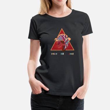 Royalty Royalty Inside My DNA - Women's Premium T-Shirt