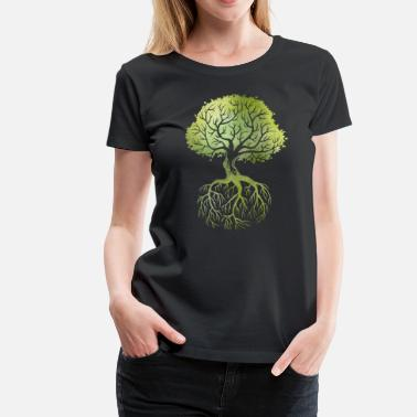 Rooted Roots - Women's Premium T-Shirt
