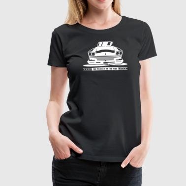 The Pride Is In The Ride - Women's Premium T-Shirt