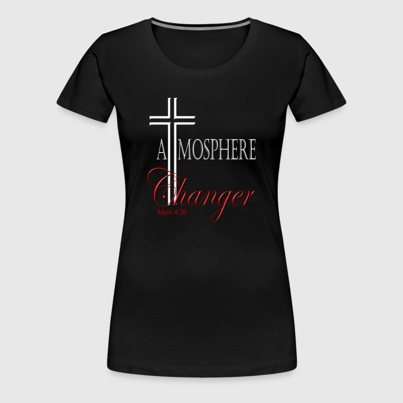 AtmosphereChanger - Women's Premium T-Shirt