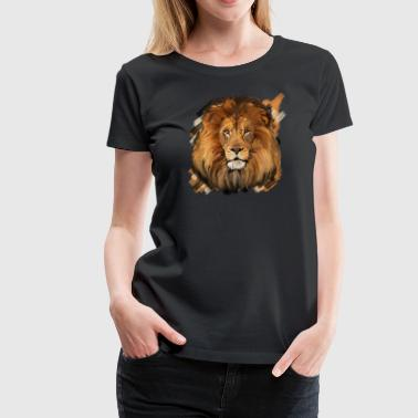 León Lion - Women's Premium T-Shirt