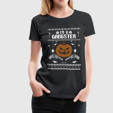 gangster - Women's Premium T-Shirt