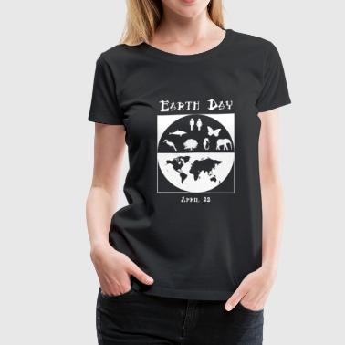 Earth Day - Earth Day 3 - Women's Premium T-Shirt