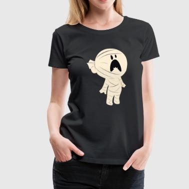 Kid ghost T shirt Design Horror Tee Shirts - Women's Premium T-Shirt