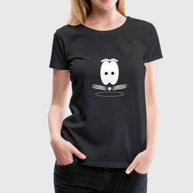 Funny Face - Women's Premium T-Shirt