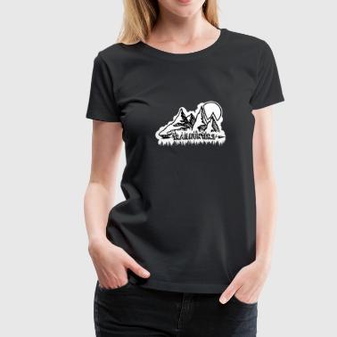 Nature Trail Trail Hunters - Women's Premium T-Shirt
