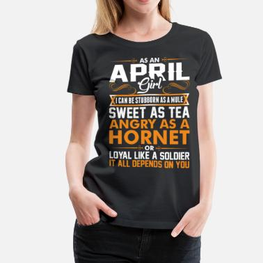 April Girl April Girl Sweet As Tea - Women's Premium T-Shirt
