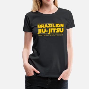 f1f5f614 BJJ Star Wars Brazilian Jiu-Jitsu T-shirt - Women's