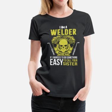 f0ce206c Female Welder welder shirts for men funny t shirts welder tshirt -  Women'