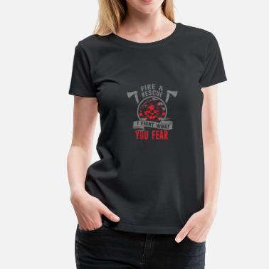Sleep With A Firefighter firefighter gifts for men shirts t shirts firefigh - Women's Premium T-Shirt