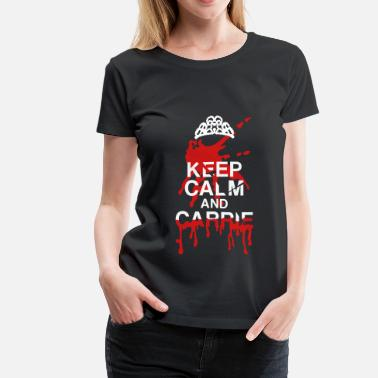 Clamming keep calm - Women's Premium T-Shirt