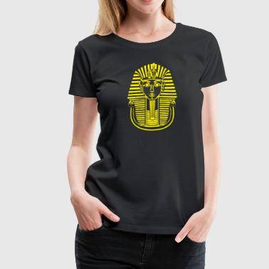 Ancient Kemet King Tut 2-Longsleeve - Women's Premium T-Shirt