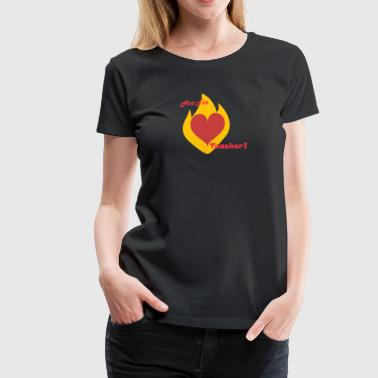 hot for teacher - Women's Premium T-Shirt
