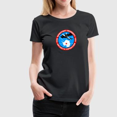 Miskatonic university antarctic expedition Funny - Women's Premium T-Shirt