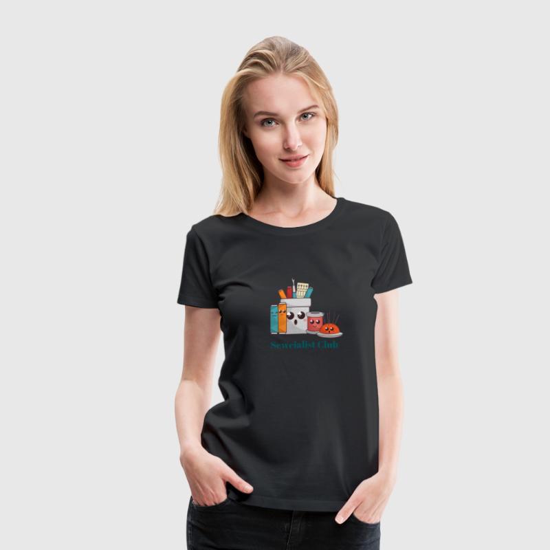 sewcialist club t shirt spreadshirt
