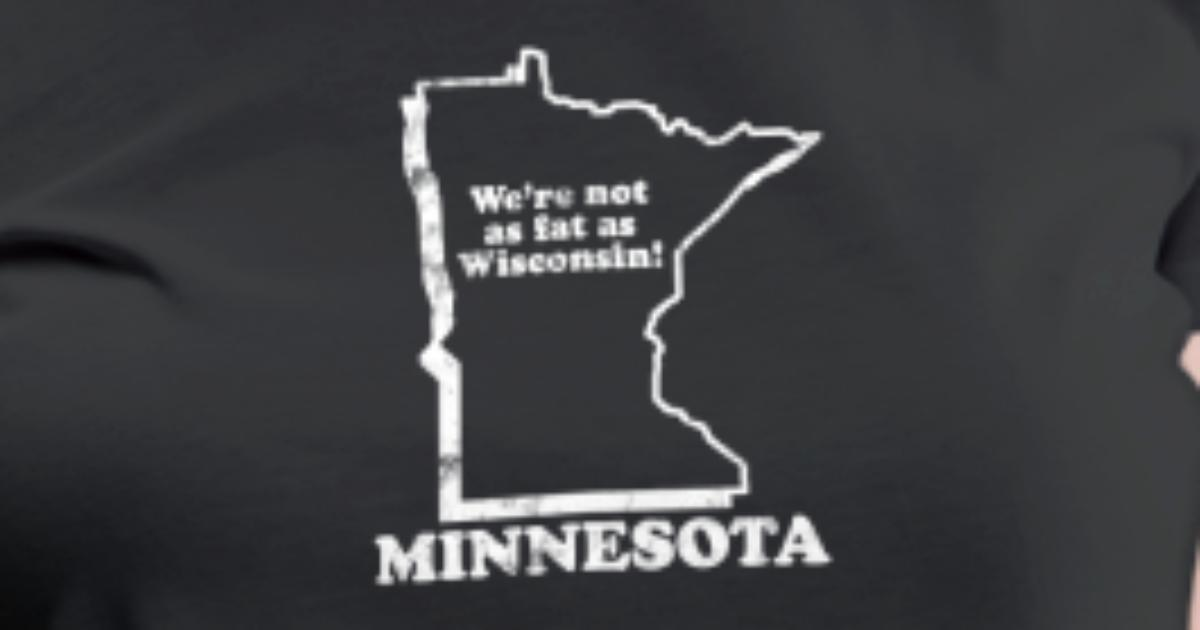 minnesota state slogan by afternoontee spreadshirt