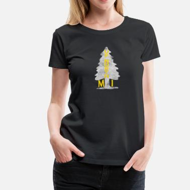 Shop Michigan Up North T-Shirts online | Spreadshirt