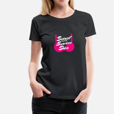 Funny Breast Cancer Quotes Breast cancer Diva - Women's Premium T-Shirt