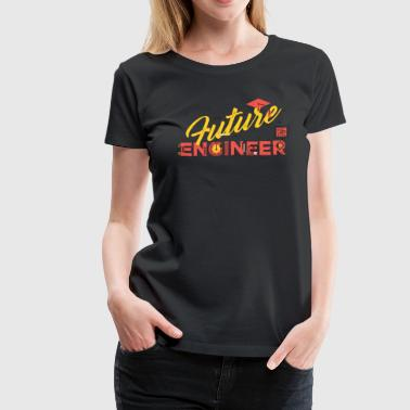 Engineer Shirt Graduation Engineering TShirt - Women's Premium T-Shirt