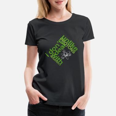 Research Chemistry - Women's Premium T-Shirt