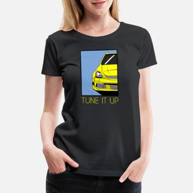 Convertible Tuning - Women's Premium T-Shirt