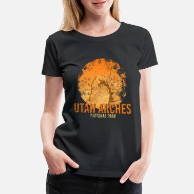 National Park Utah Arches National Park - Women's Premium T-Shirt