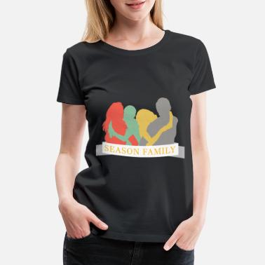 Family Day Family lover Family day Family party gift present - Women's Premium T-Shirt