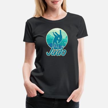 Judo Fight judo fight - Women's Premium T-Shirt