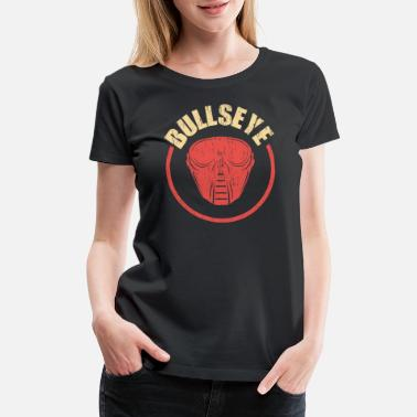 Air Cooled Paintball bulls eye - Women's Premium T-Shirt