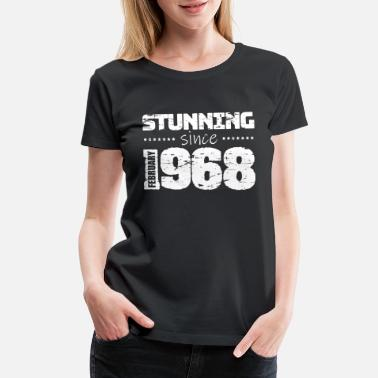 Febrero Stunning since February 1968 - Women's Premium T-Shirt