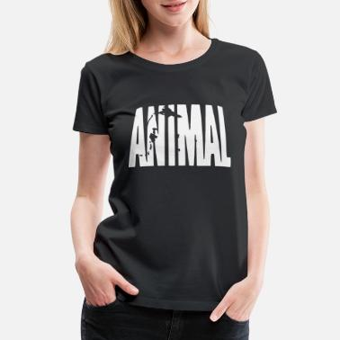 Sports Animal - Women's Premium T-Shirt