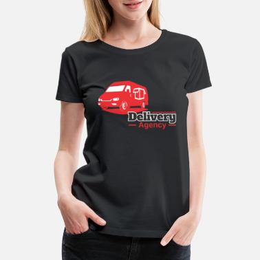 Agency Delivery Agency - Women's Premium T-Shirt