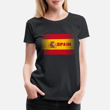 Spain Flag Spain flag - Women's Premium T-Shirt