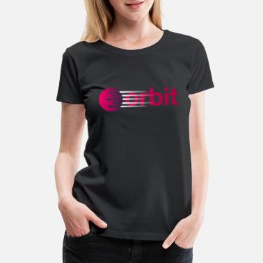 Orbiter orbit - Women's Premium T-Shirt