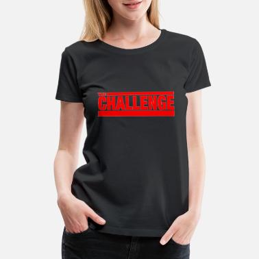 Mtv MTV The Challenge - Women's Premium T-Shirt