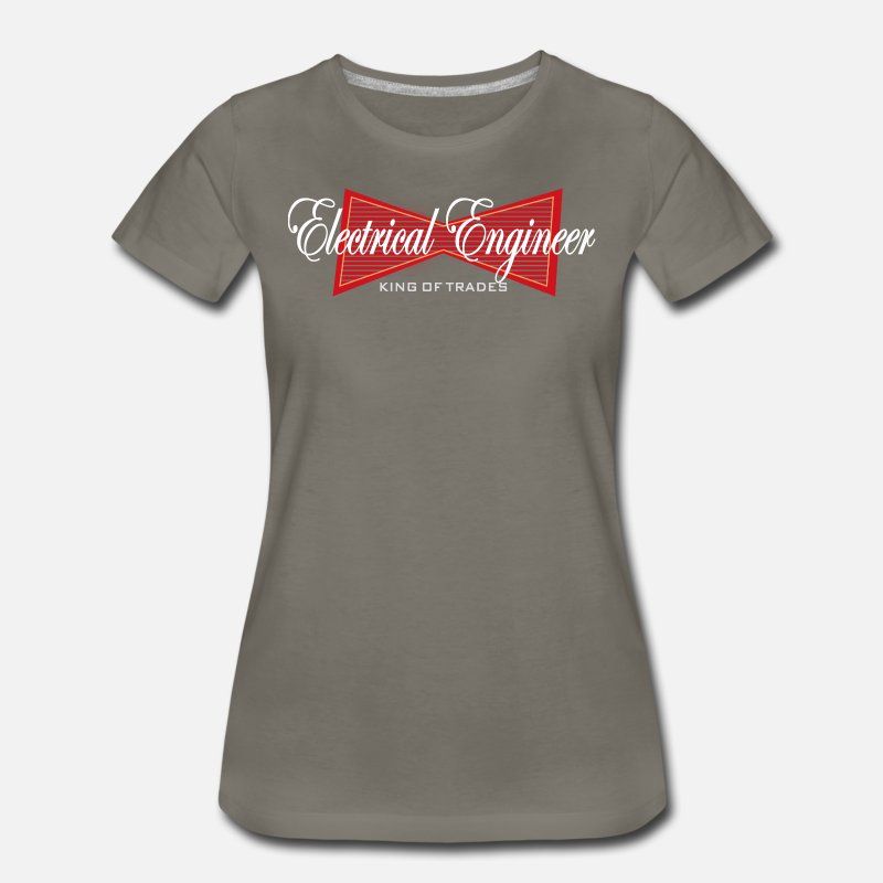 27a3f9d9 Funny Electrical Engineer Engineering Women's Premium T-Shirt | Spreadshirt