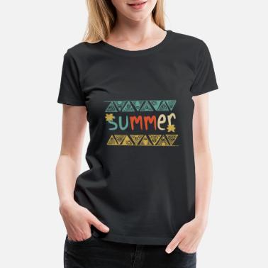 Summer Fairy Tale Summer Vintage - Women's Premium T-Shirt