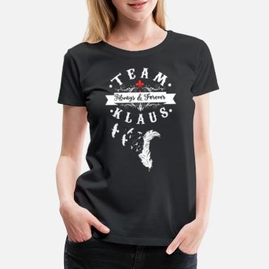The Originals Team Klaus - Women's Premium T-Shirt