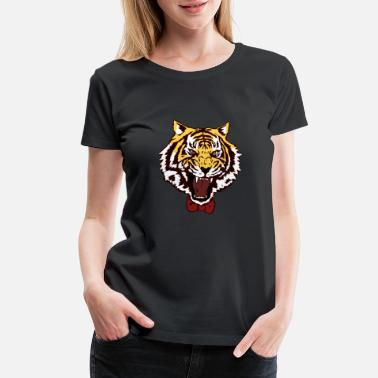 Yuri On Ice Yuri On Ice- Tiger Shirt Print - Women's Premium T-Shirt