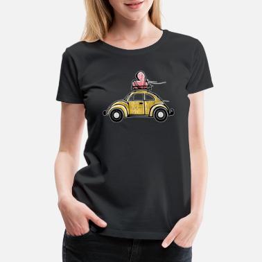 Original Dublife Classic Volkswagen Beetle T-shirtSize S-XXL100/% Cotton