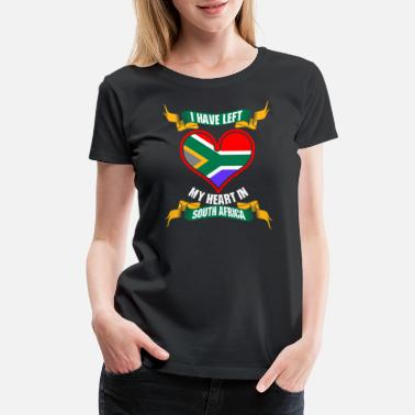 I Left My Heart In South Sudan Unisex Cotton T-Shirt Tee Top