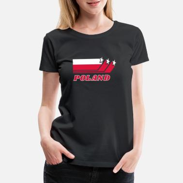 Cracow Poland - Women's Premium T-Shirt