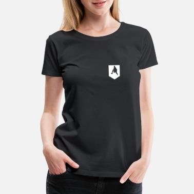 Jump Basketball Polo - Women's Premium T-Shirt