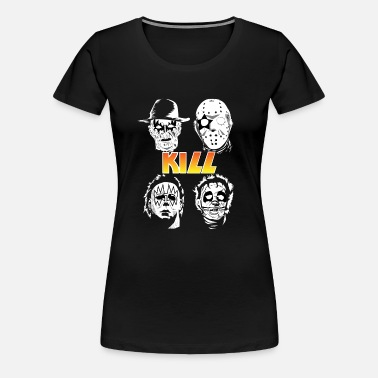 Serial Killers Shirt Birthday Gift Shirt Mother Father Day For Men Women Vintage Style Road Halloween Horror Movie Characters Version
