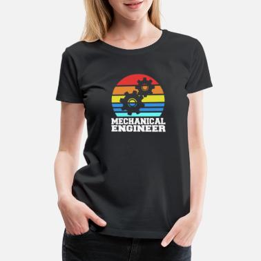 Build Mechanical Engineer - Women's Premium T-Shirt