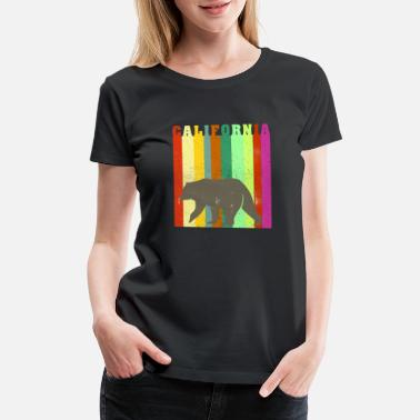 Shop California Bear T Shirts Online Spreadshirt